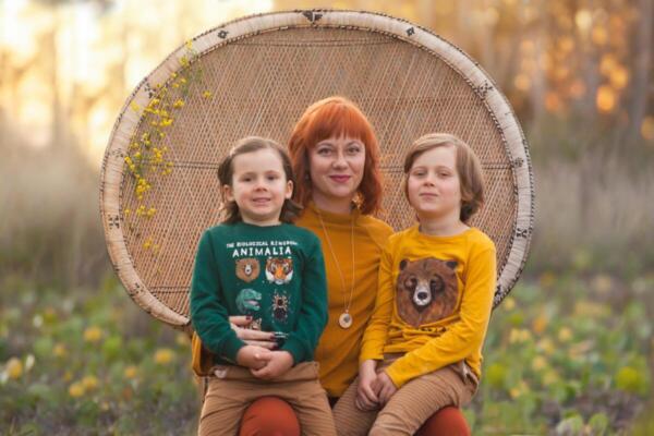 Saxby Family 2020