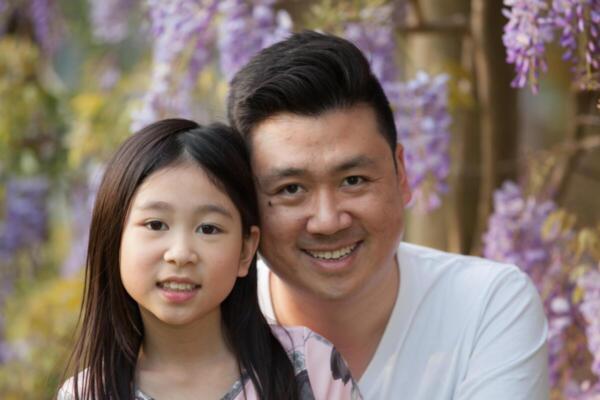 Lee Family September 2019