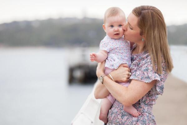 Bourne Family Clifton Gardens 2019