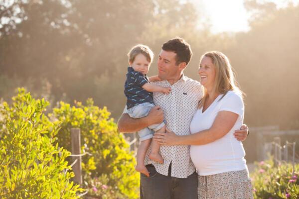 Kiely Family 2020
